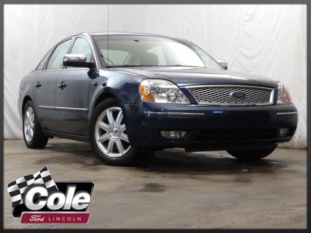 Used Ford Five Hundred 4dr Sdn Limited