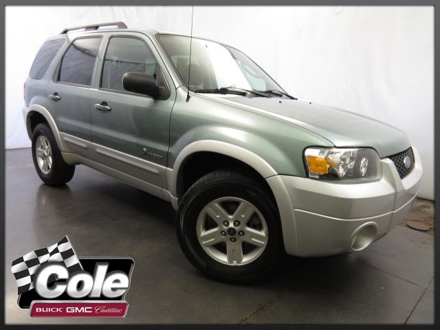 Used Ford Escape 2WD 4dr I4 CVT Hybrid