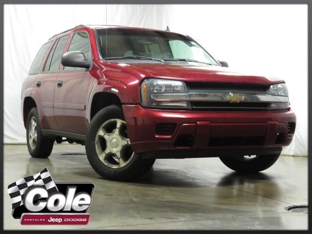 Used Chevrolet TrailBlazer 4WD 4dr LS