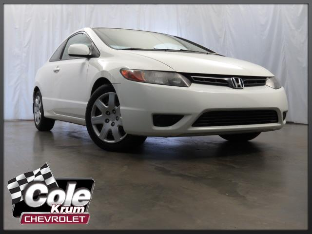 Used Honda Civic 2dr AT LX