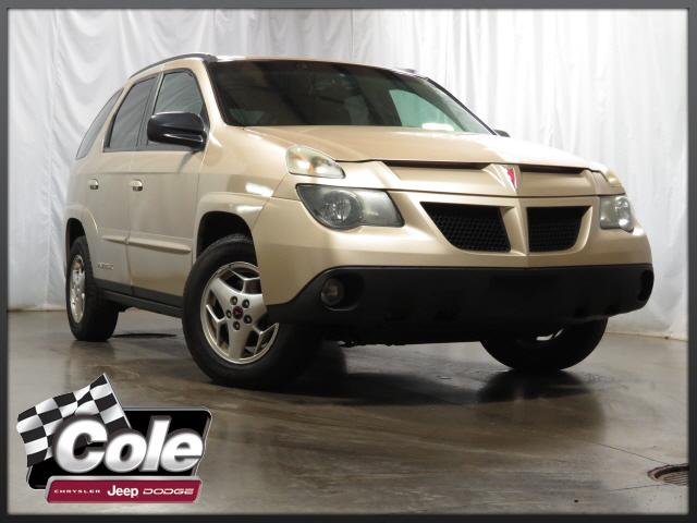 Used Pontiac Aztek 4dr All Purpose AWD