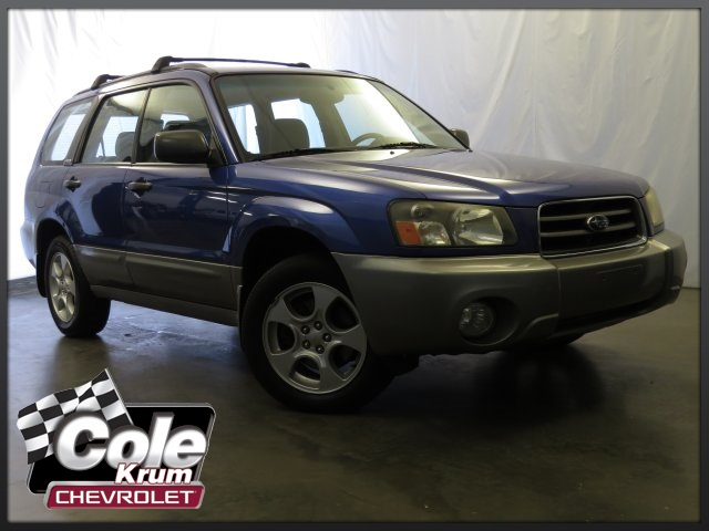 Used Subaru Forester 2.5XS
